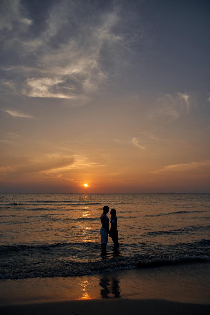 закат, вьетнам